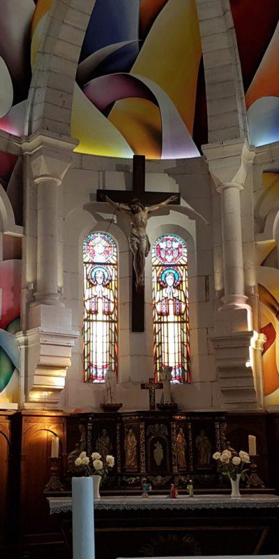 Châtelaillon-Plage Intérieur église